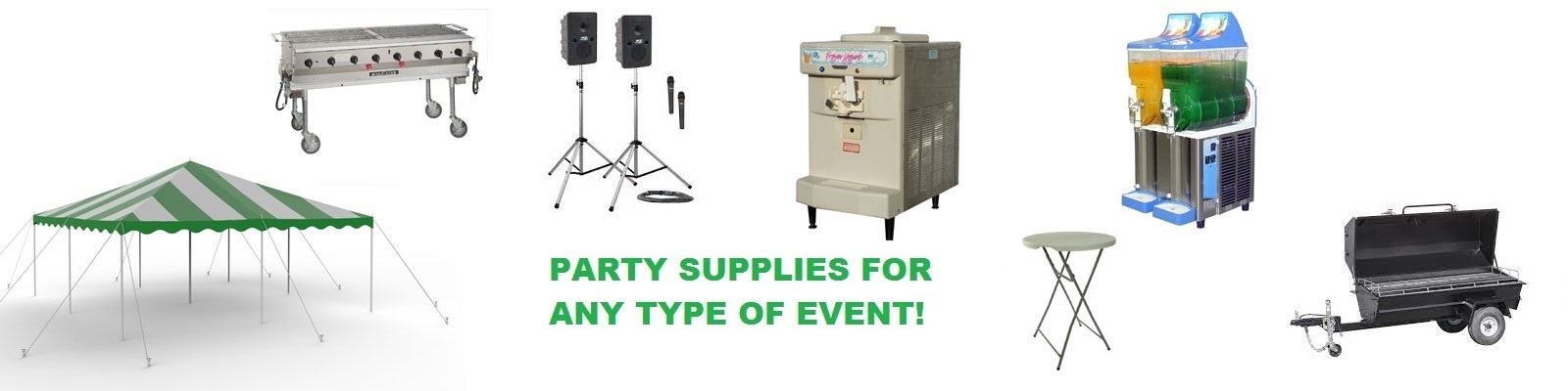 Party rentals in Twin Cities Metro Area