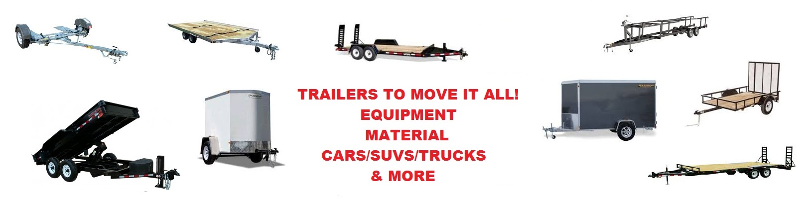 Trailer rentals in Twin Cities Metro Area