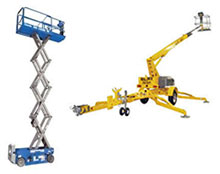 Aerial Lift rentals in Twin Cities Metro Area