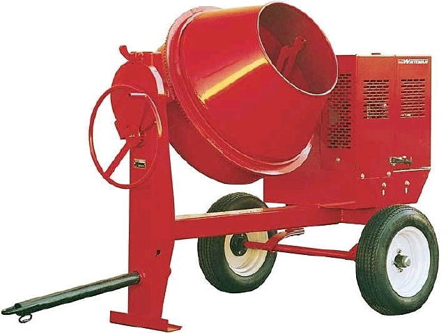 Where to find MIXER, GAS CEMENT TOW 6 CU FT in St. Paul