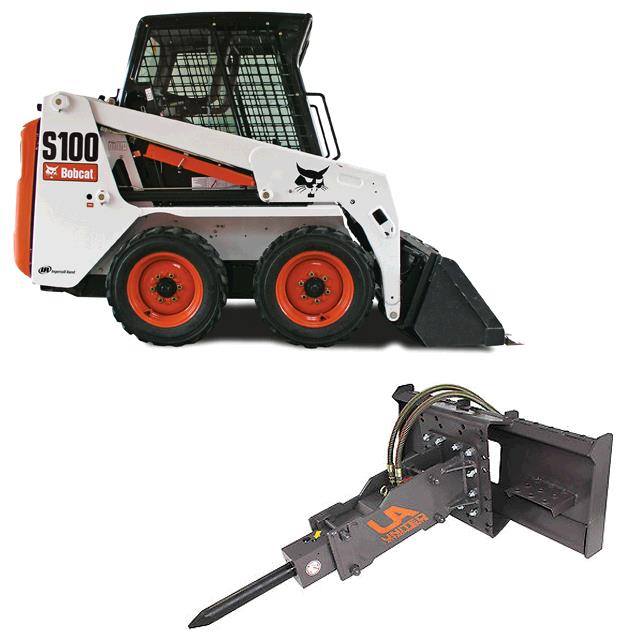 Where to find BOBCAT, S100 W  HAMMER in St. Paul