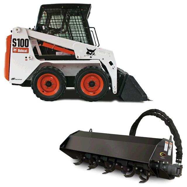 Where to find BOBCAT, S100 W  TILLER in St. Paul