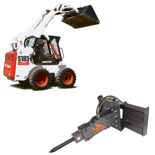 Where to find BOBCAT, S185 W  HAMMER in St. Paul