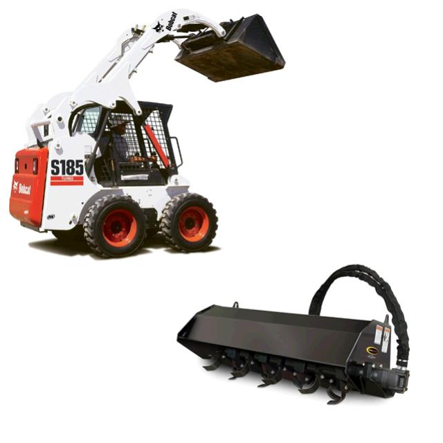 Where to find BOBCAT, S185 W  TILLER in St. Paul
