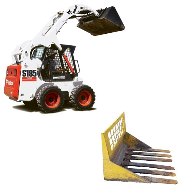 Where to find BOBCAT, S185 W TUFFTINE BUCKET in St. Paul