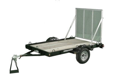 Where to find TRAILER, 5X8 GALVANIZED in St. Paul