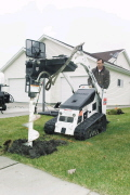 Where to rent BOBCAT, MT52 W  16  AUGER in St. Paul MN