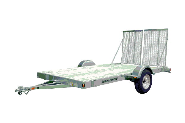 Where to find TRAILER, 6X12 GALVANIZED in St. Paul