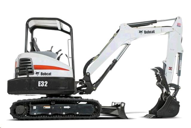 Where to find BOBCAT EXCAVATOR, 11  E32 W THUMB in St. Paul