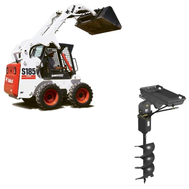 Where to find BOBCAT, S185 W  AUGER ATTACH in St. Paul