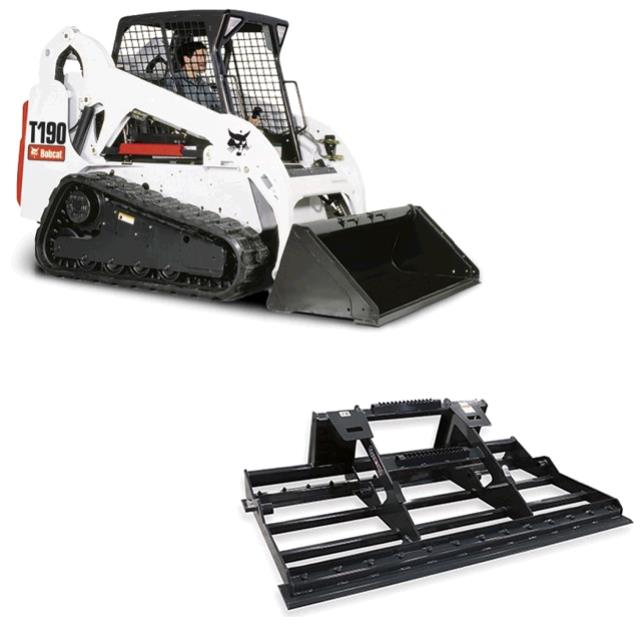 Where to find BOBCAT, T190 W  PLANER in St. Paul