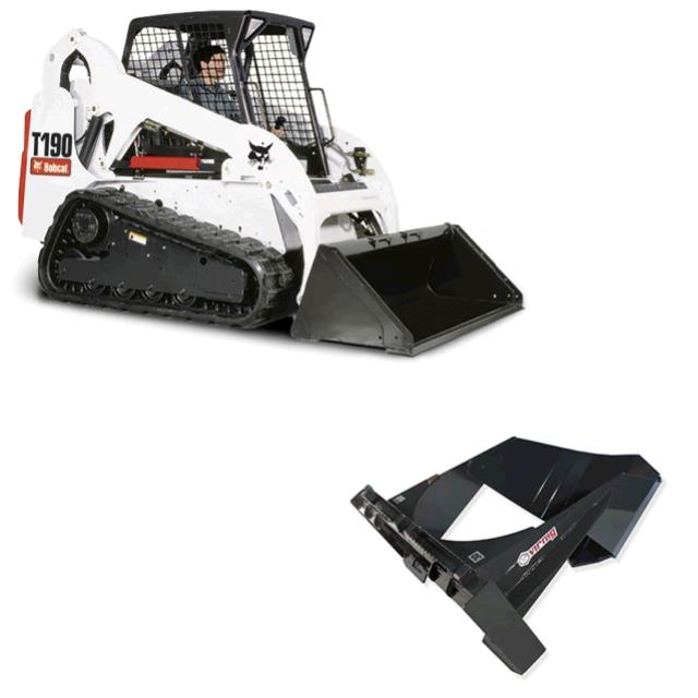 Where to find BOBCAT, T190 W  U BLADE in St. Paul
