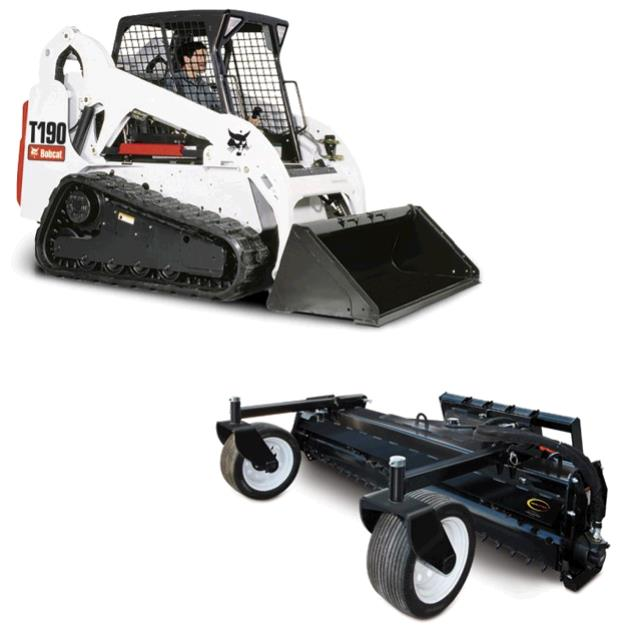 Where to find BOBCAT, T190 W  HARLEY RAKE in St. Paul