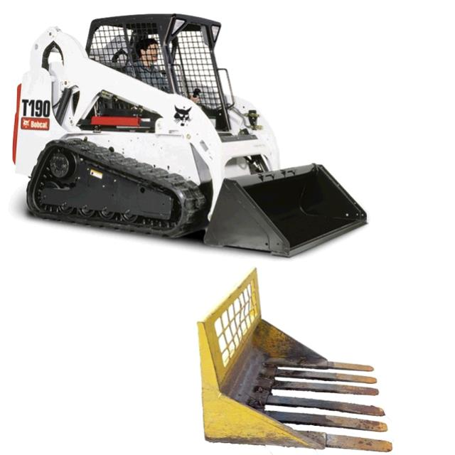 Where to find BOBCAT, T190 W TUFFTINE BUCKET in St. Paul