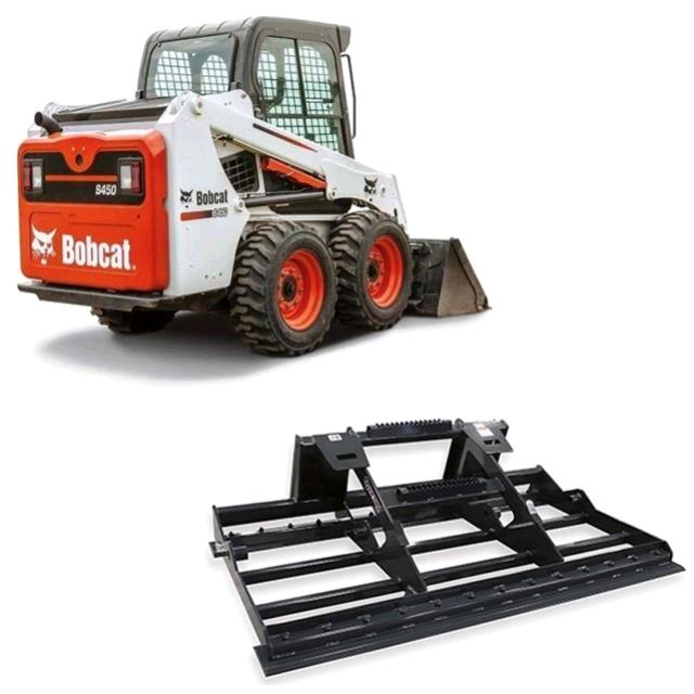 Where to find BOBCAT, S450 W  PLANER in St. Paul