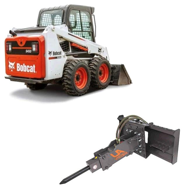 Where to find BOBCAT, S450 W  HAMMER in St. Paul
