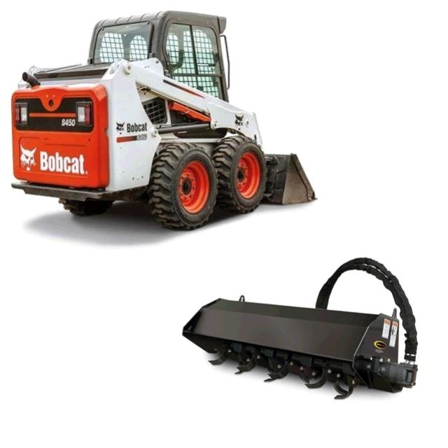 Where to find BOBCAT, S450 W  TILLER in St. Paul