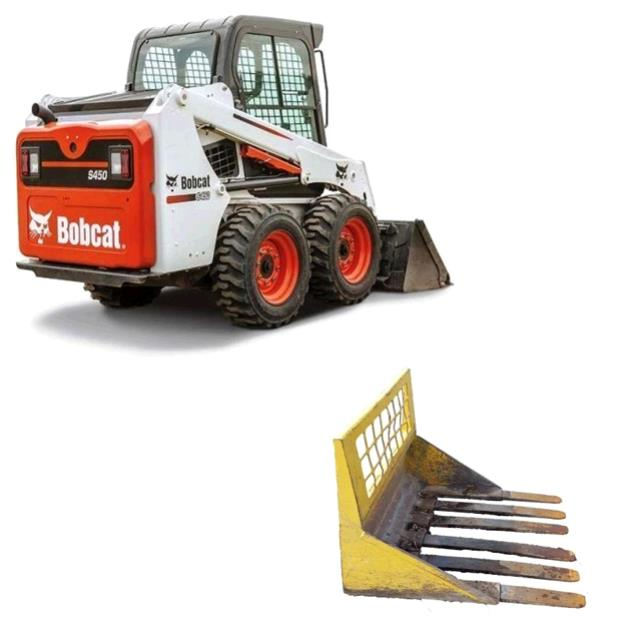 Where to find BOBCAT, S450 W TUFFTINE BUCKET in St. Paul