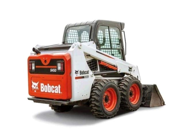 Where to find BOBCAT, 450S 46HP 60  WIDE in St. Paul