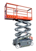 Rental store for SCISSOR LIFT, 19  SELF PROP in St. Paul MN