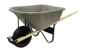 Where to find WHEELBARROW  6 CU FT in St. Paul