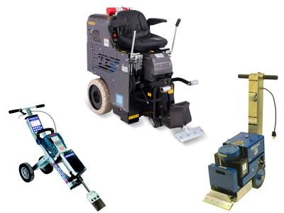 Rent  Carpet And Tile Strippers