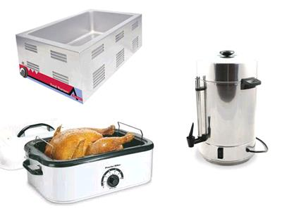 Rent Food & Beverage Serving Equipment