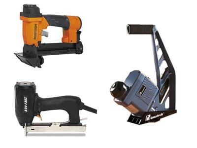 Rent  Nailers And Staplers