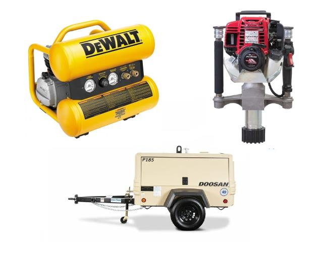 Rent  Air Compressors