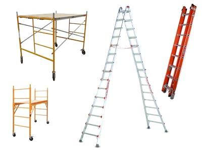 Rent  Manlifts, Scaffolding, & Ladders