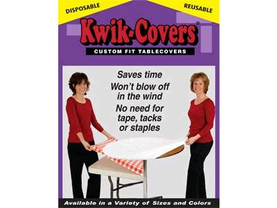 Rent  Kwik Cover Table Covers
