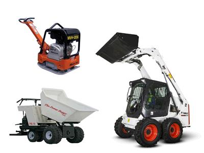 Rent  Construction Equipment